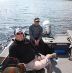 Profesjonalna łódź spiningowa